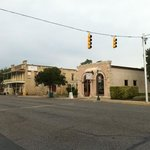 historic downtown Boerne Texas