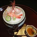 Fresh seafood (Sshimi)