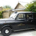 Colin's London Taxi