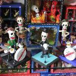 Skeleton displays