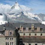 Gornergrat, Sphinx and Matterhorn views
