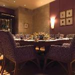 Private dining at Mezzo Mezzo