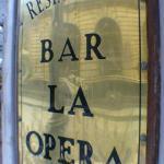 bar la opera en el centro historico de la ciudad de mexico