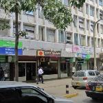 Mama Ngina Street in Nairobi
