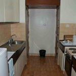 Full kitchen at Chester House