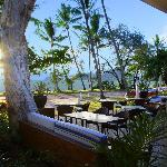 Our Restaurant with Ocean Views - Breakfast, Lunch, Dinner