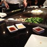 Foto di Hana Japanese Steakhouse and Sushi Bar