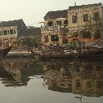 Hoi An early morning reflections