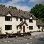 Front View of Strathassynt Guest House