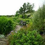 Doolin Garden - Somewhere to rest your legs