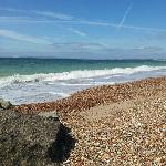 Fabulous beaches just minutes away on foot or by car.