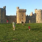 Visit stunning National Trust Bodiam Castle