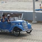 Enjoy activities on Boardwalk
