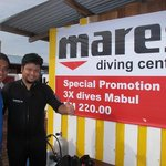 Mares, the official diving brand at Scubajeff. Latest diving equipment can be rent here!
