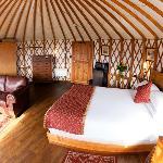 Yurt of the Setting Sun