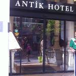 Foto de Antik Hotel Istanbul