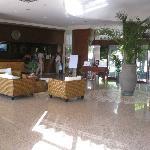 Réception-hall d'accueil