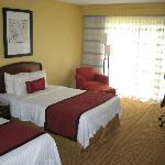 3rd floor room (322?)