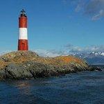 Faro islas Les Ecleures,llamado del Fin del Mundo