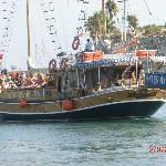 The Katerina Boat