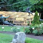 Festival Theatre Sculpture