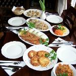 Newcomers to Polish food ! – Taster menu for 4 persons