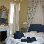Photo de Hôtel Villa Reine Hortense