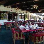Captain's Table Restaurant at The Riverside