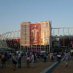 Euro 2012, outside the ground