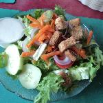 Excellent salad