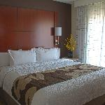 Residence Inn Chas. North Room