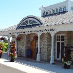 Great local wineries- Waupoos Winery