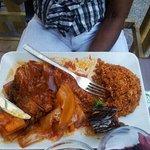 Bild från Lyon-Dakar