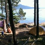 Grouse Cove Campsite
