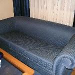 Sofa im Appartment