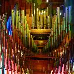 Wurlitzer Organ Pipework