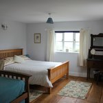 Broadpark Breaks B&B in north Devon - Tower room with e/s bathroom.
