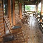 Main Cabin Porch