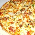 Greek Special Pizza