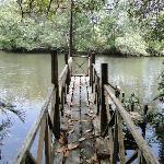 rivier bij Adrian