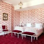 chambre du Château des Vigiers