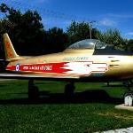 "CF86 Korean War vintage ""Sabre"""