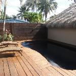 Own private pool