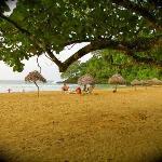 Red Frog Beach- a nearby beach