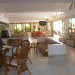 Lounge hotel Tigaki Beach