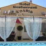 Photo de Hotel L'Oasis