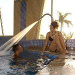 Thalasso Spa - pool inside