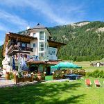 panorama relax hotel chalet pineta canazei