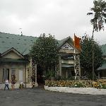 View of the Hotel from outside