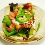 Palm Sugar Fish Tacos
